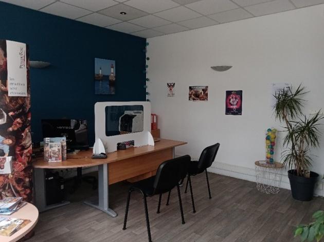 Notre agence vous accueille à St-Hilaire-Du-Harcouët