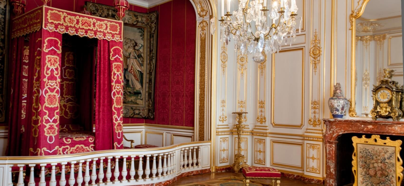 Journée royale à Chambord