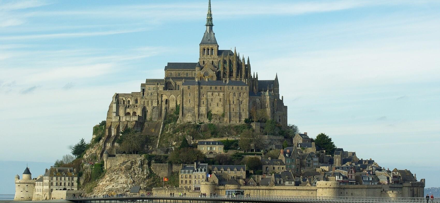 Randonnée dans la Baie du Mont-Saint-Michel