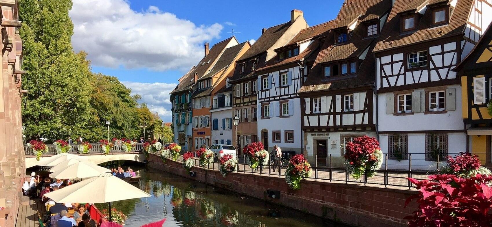 Alsace - Corso Fleuri à Sélestat