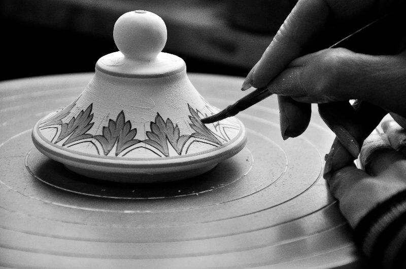 Visite guidée du Musée de la Céramique et de la Faïence de Malicorne