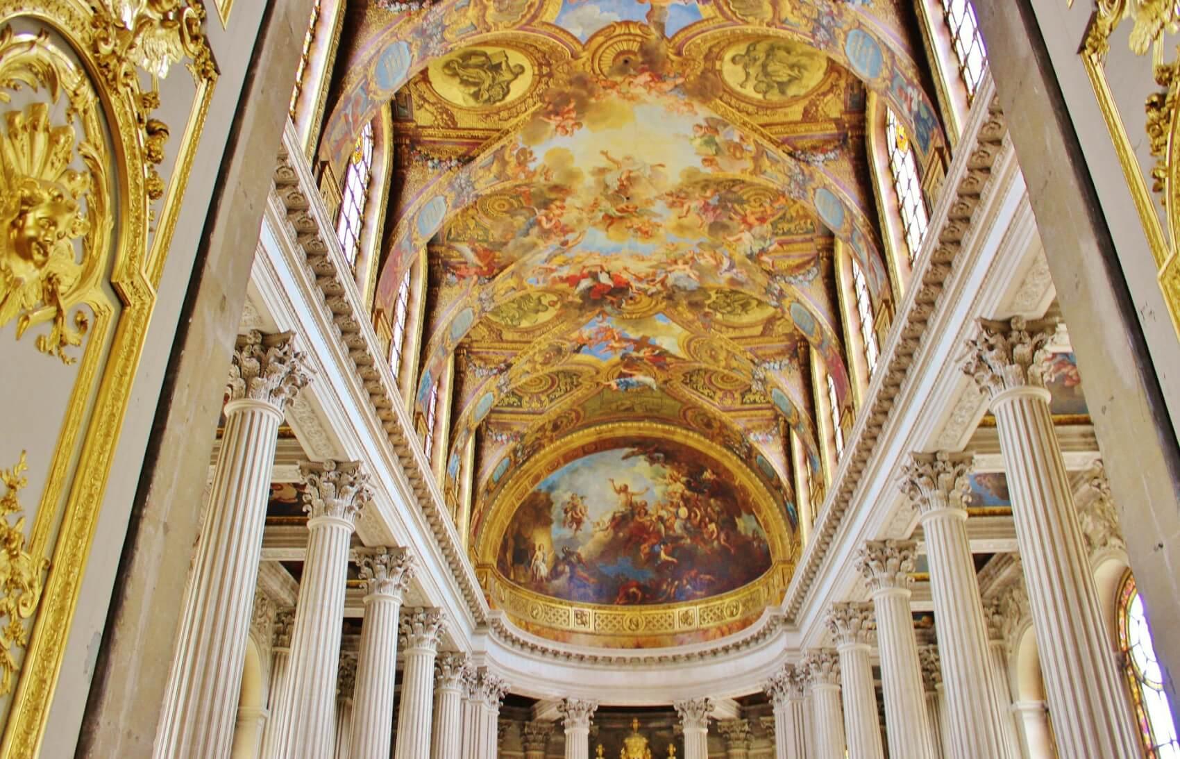La visite guidée du Château de Versailles
