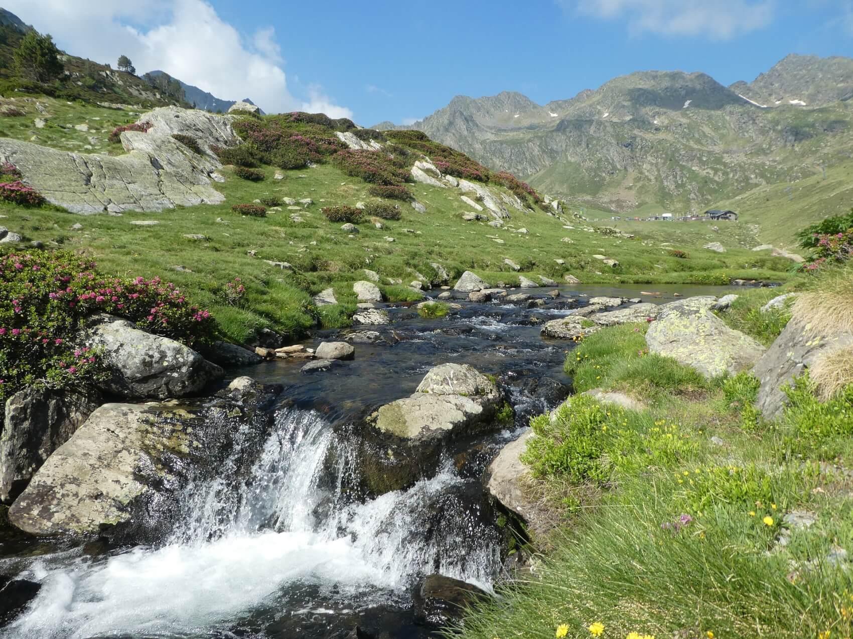 Séjour en Andorre