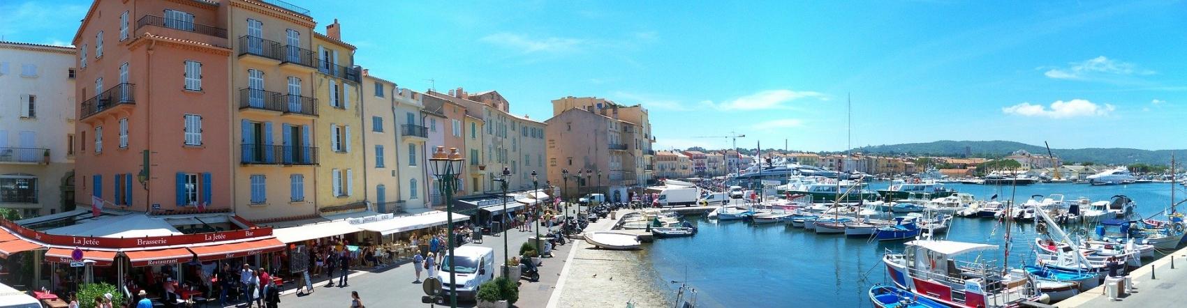 Séjour en Côte d'Azur