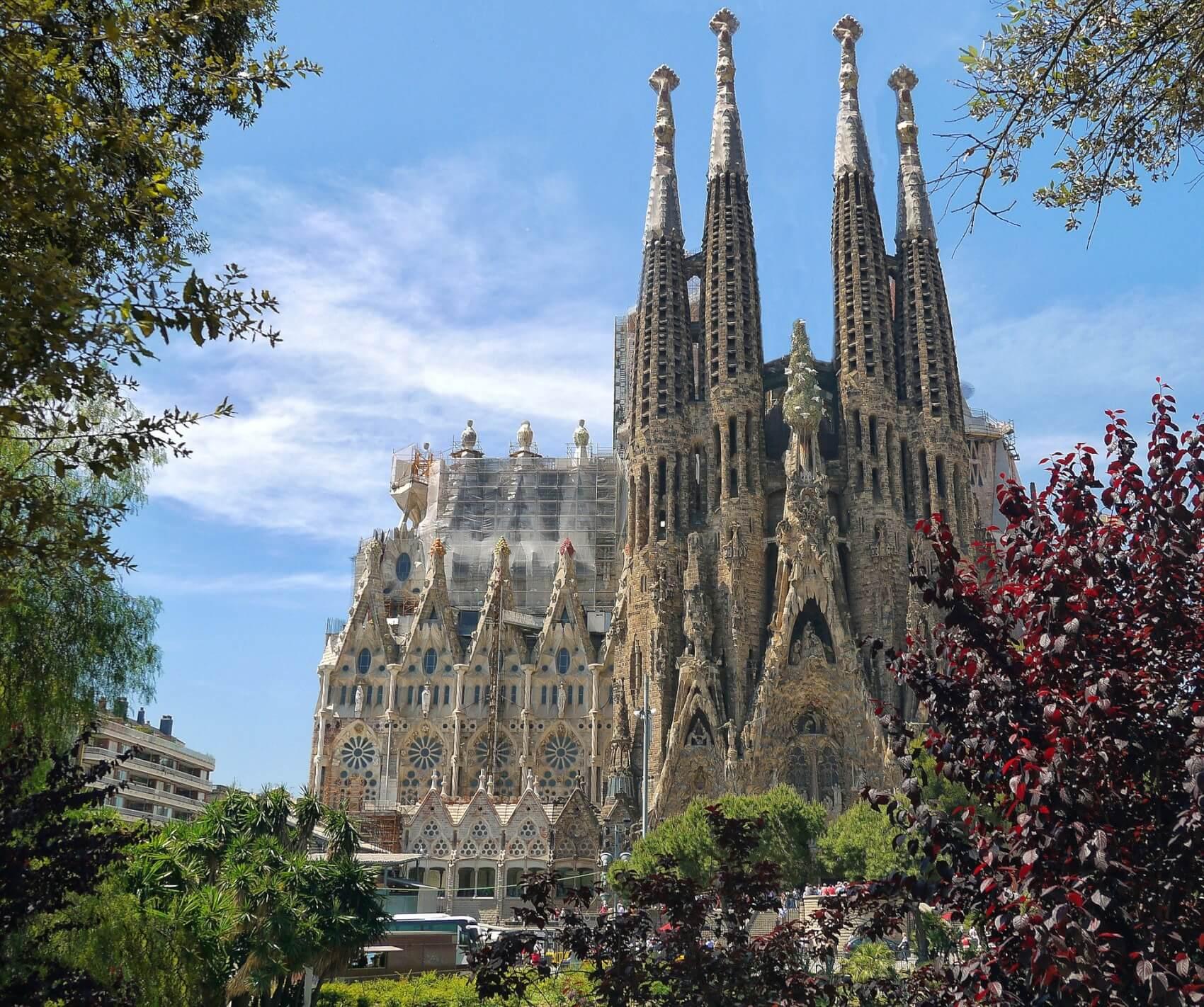 Excursion en option :  la Sagrada Familia