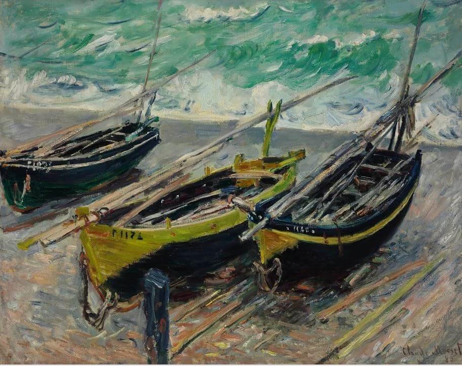 La visite du musée des Impressionnismes Giverny