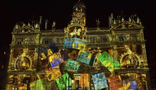 Noël en Provence et Fête des lumières à Lyon