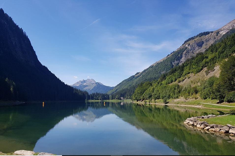 Randonnée en Haute Savoie