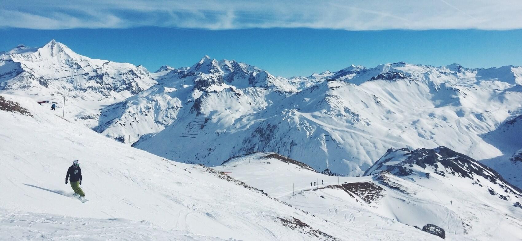 Séjour neige aux 2 Alpes