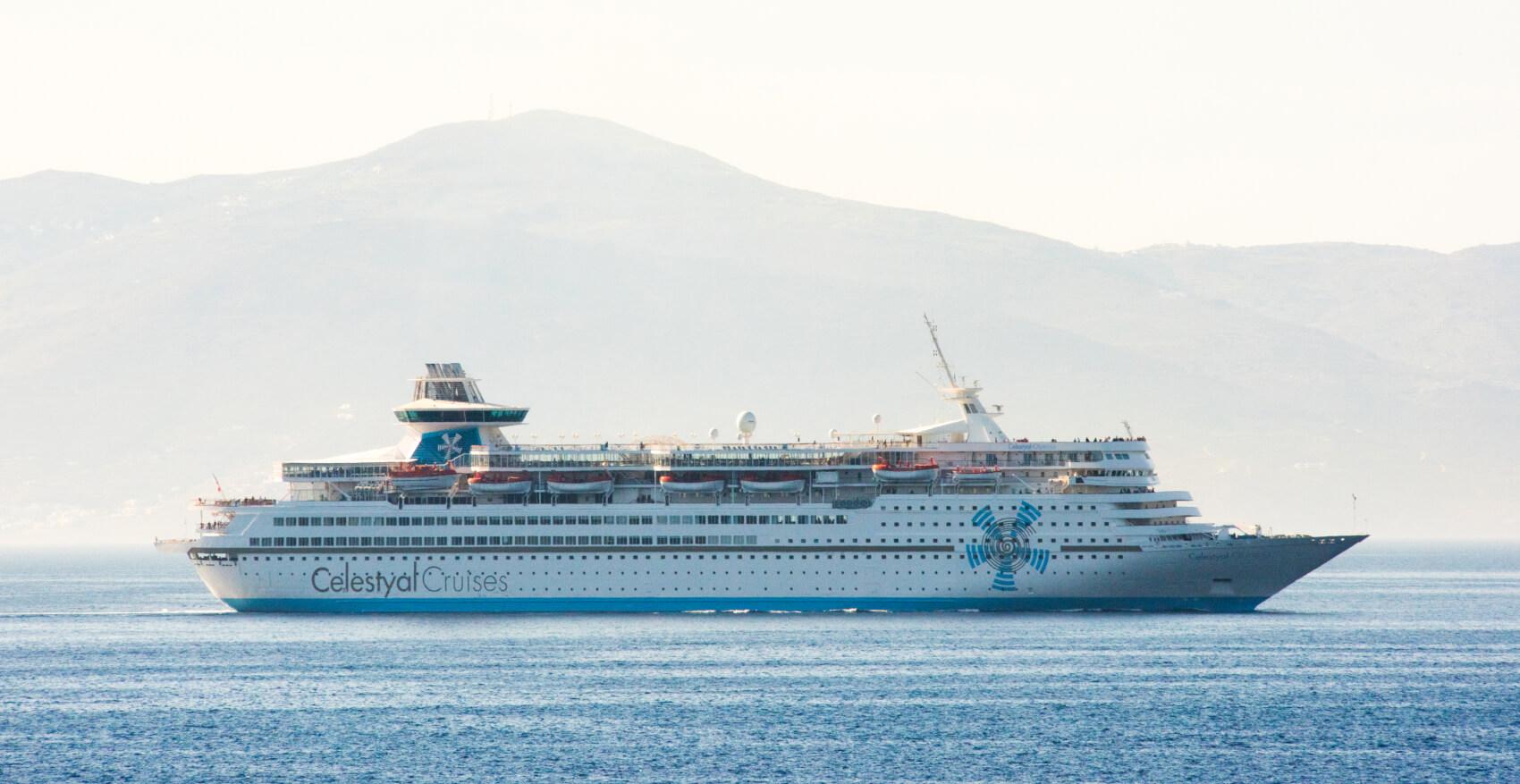 Votre bateau : Celestyal Olympia