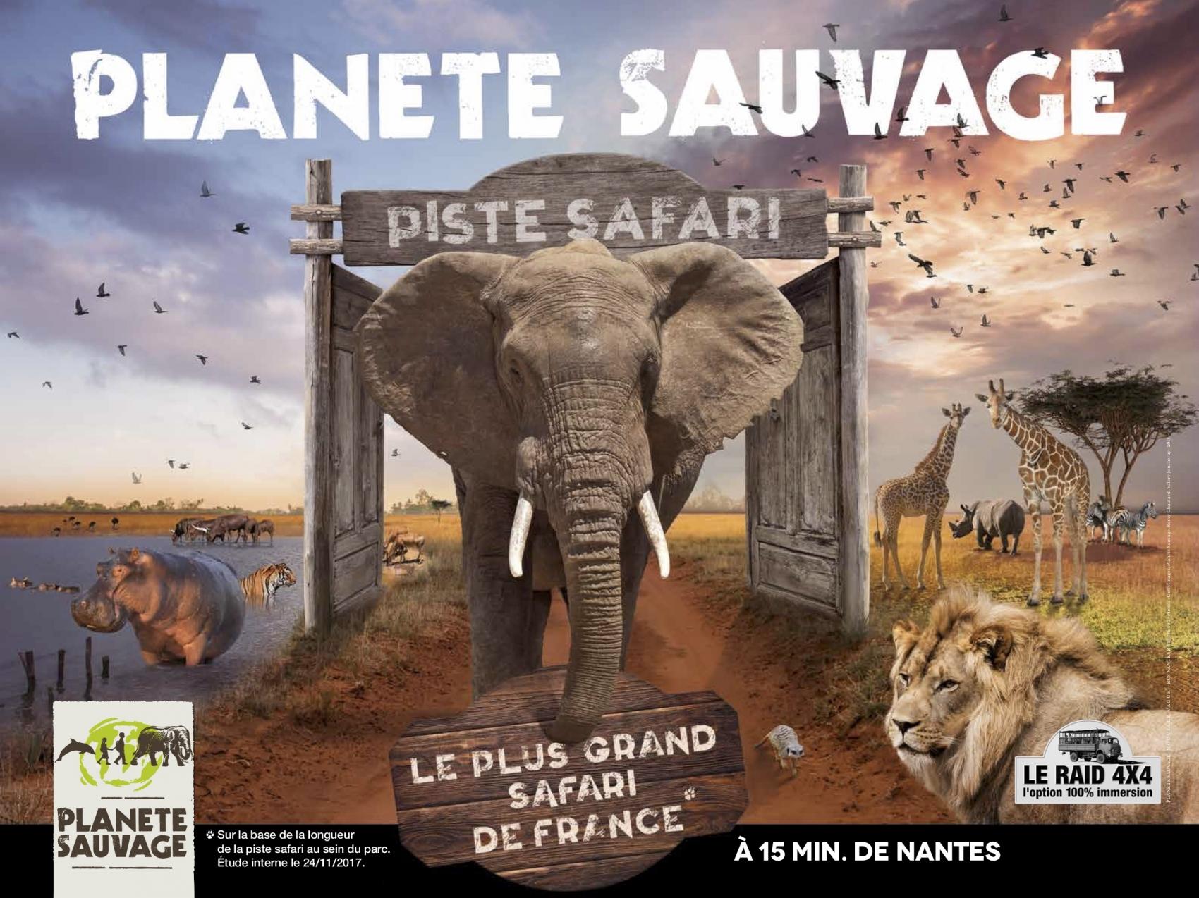 Planète sauvage - Port Saint Père