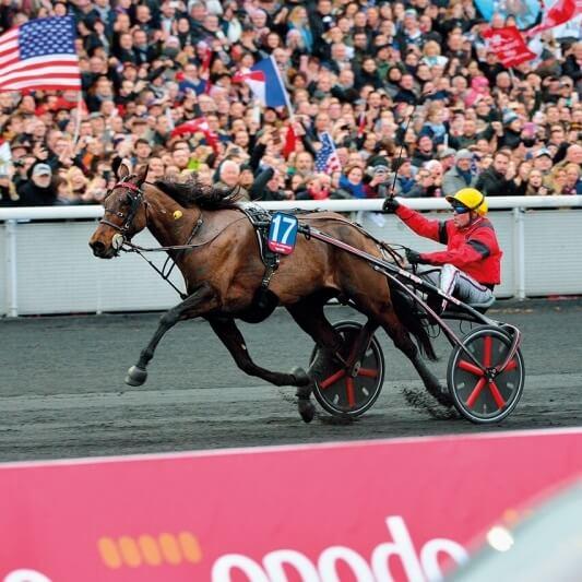Grand Prix d'Amérique - Vincennes