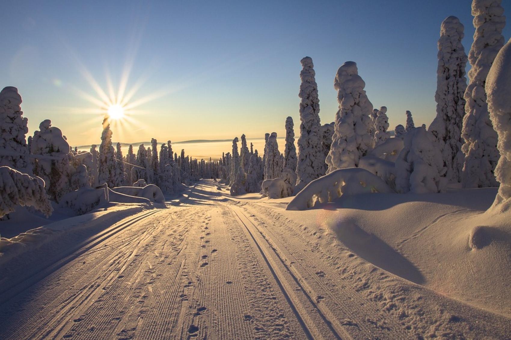 Splendeur de Laponie