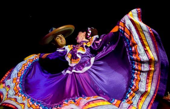 Spectacle Danza de Mexico