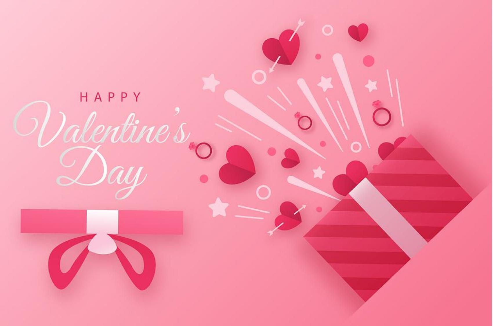 La Saint Valentin à Dénezé-sous-Doué