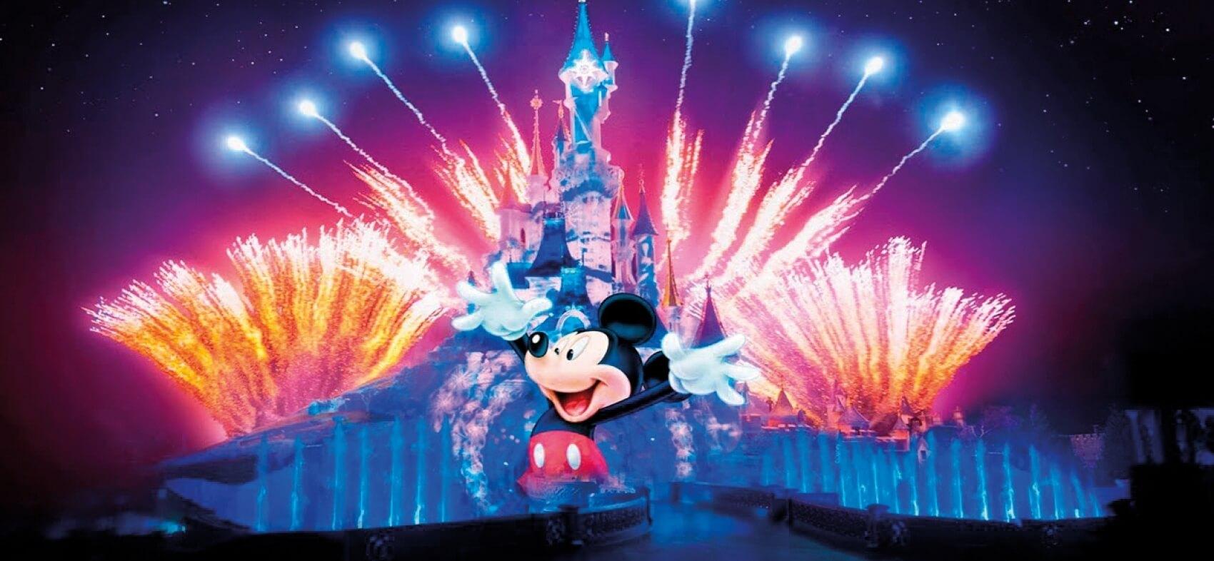 Noel A Disney Visite Organisee Paris Depart Le 28 12 2019